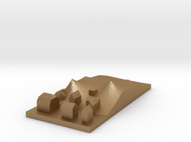 Tsunami 3d printed