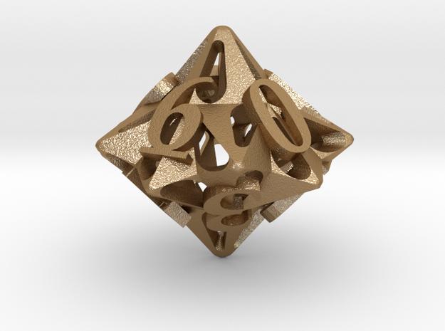 Pinwheel Die10 3d printed