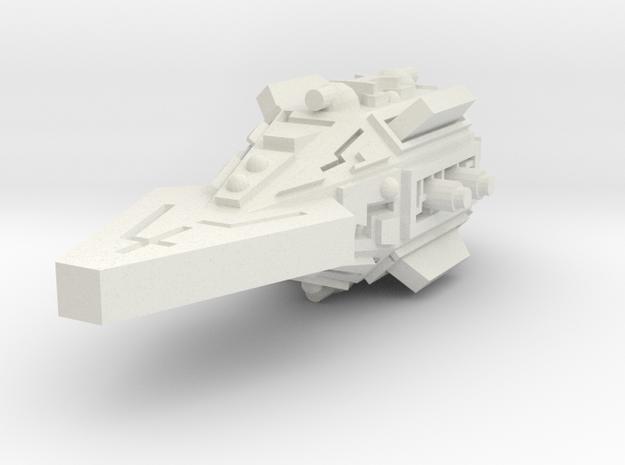 VA103 Feral Thrust Class Frigate 3d printed