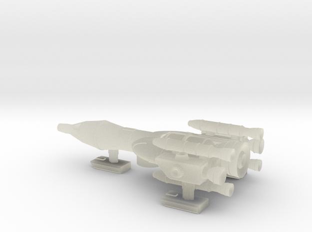 NASC Gemini Falcon in Transparent Acrylic