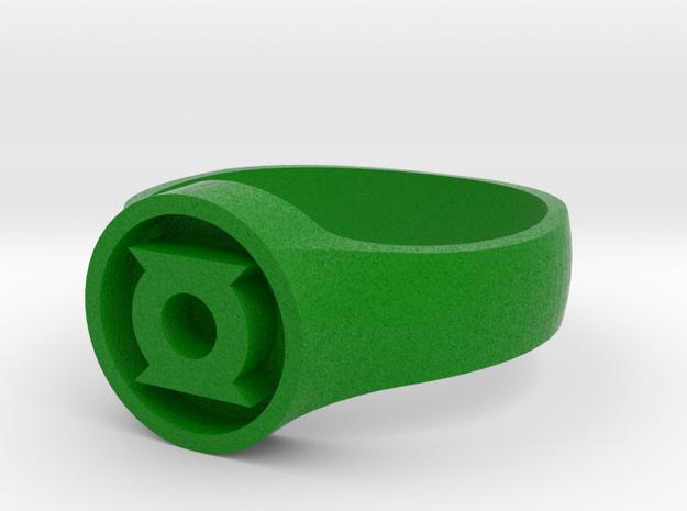 Green Lantern John Stewart Ring (Small)