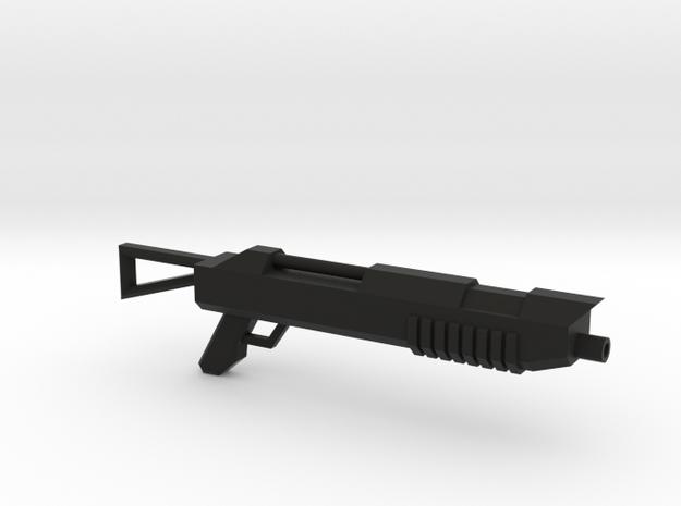 Shotgun for wargaming 3d printed