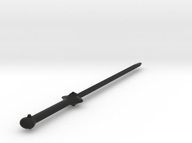 Dagger 3d printed