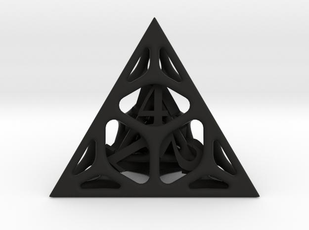 Cage Die4 3d printed