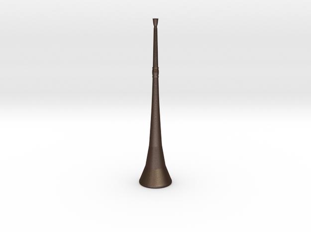 Vuvuzela (1:5) 3d printed