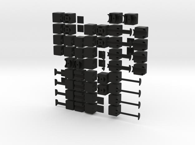 1x2xn set 3d printed