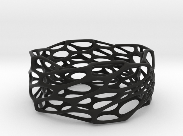 Interstice Bracelet 3d printed