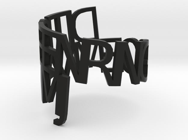 createringding 3d printed