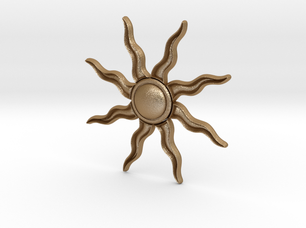 sunny day 3d printed