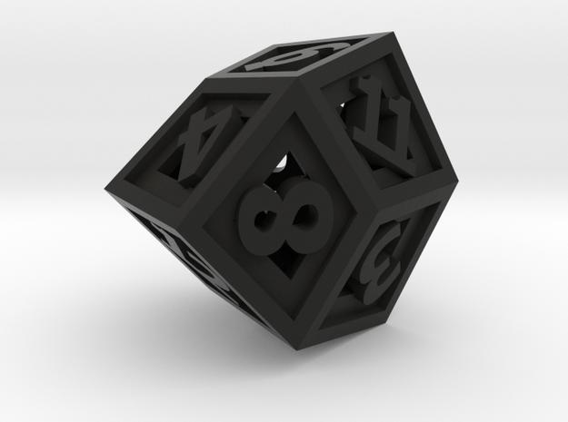 Oddodec 3d printed