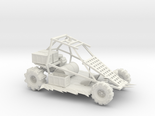 Gwardar MG Buggy 3d printed