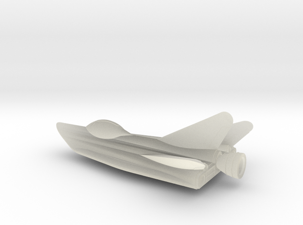 SSCF Rakatoplane 3d printed