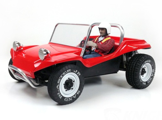 SR40004 Beach Buggy Main Body