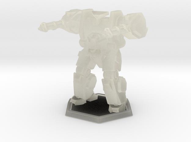 Mecha- Hunter Pose 2 (1/285th) 3d printed