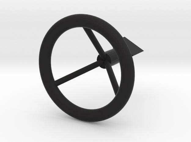 Engine Knob 3d printed