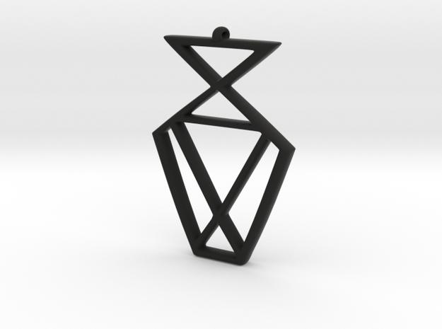 Kyla Necklace 3d printed