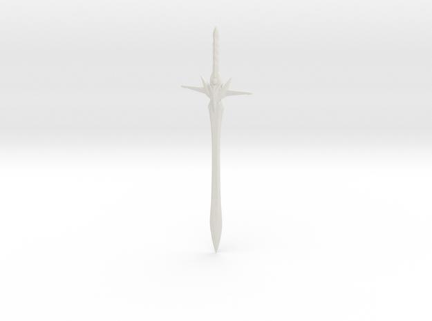 shine_dragon_sword_14 3d printed