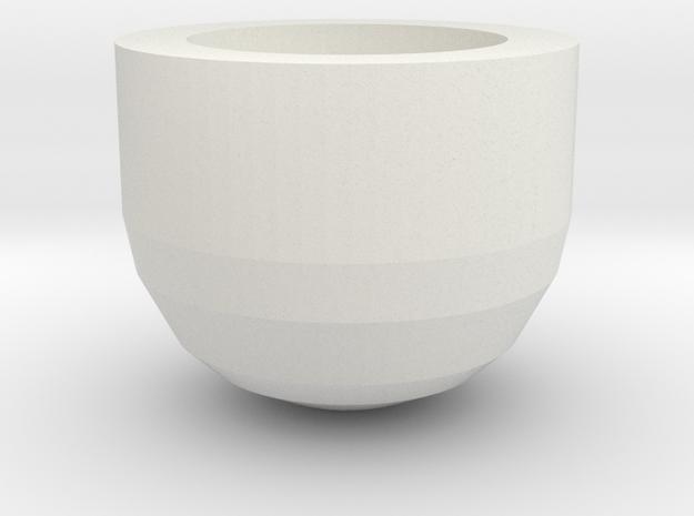 lense in White Natural Versatile Plastic