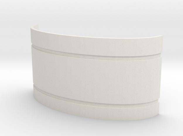 Mekki-Maru Scabbard Collar 3d printed