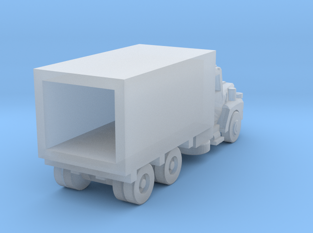 Mack Delivery Truck - Open Cab - Z scale in Frosted Ultra Detail