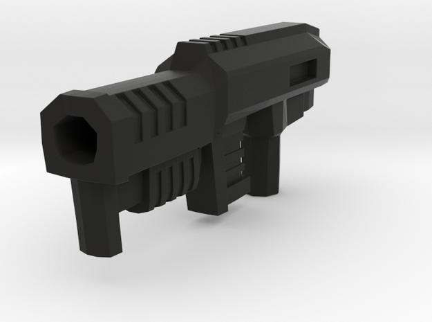 Gauss Rifle 5mm Peg 3d printed