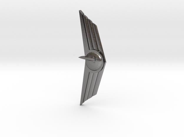 Space Service Wings 3d printed
