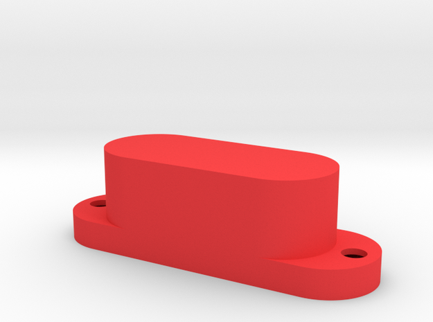 XII-style pickup cover 3d printed