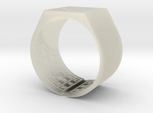 Ima Ring 3d printed