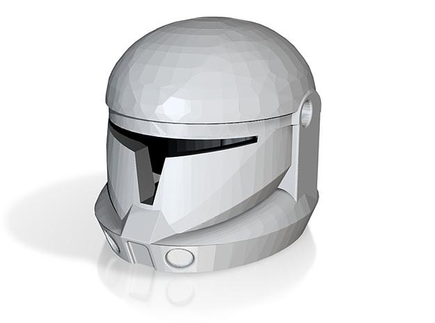 CW Commando Helmet Open