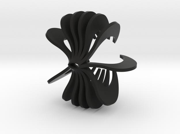 kukka2 3d printed