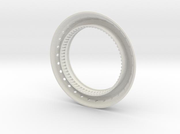 Serenade Ring 1 3d printed