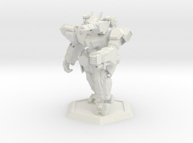 WHAM- Sandman (1/160th) in White Natural Versatile Plastic