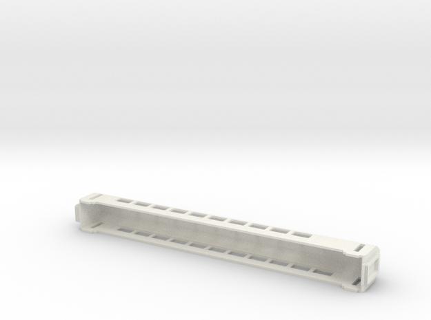 Railjet Economy in White Natural Versatile Plastic