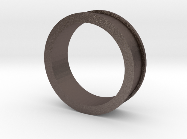 Basic Ring Size 7.5 3d printed