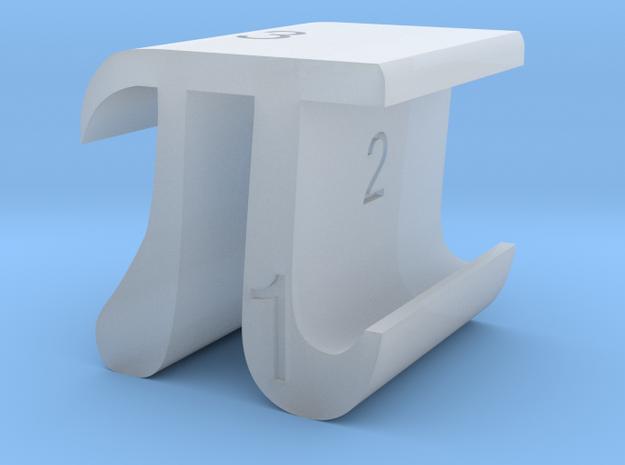 PI D6 3d printed