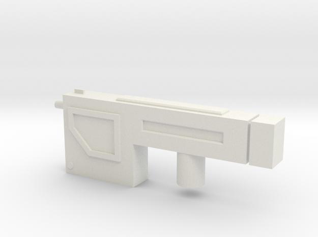 Sunlink - Wraith Gun in White Natural Versatile Plastic