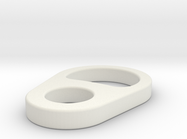 Metal Ring 3d printed
