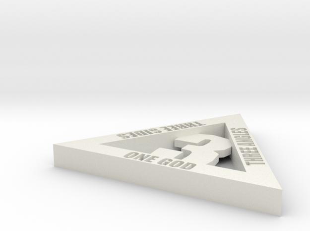 Triangulon 3d printed