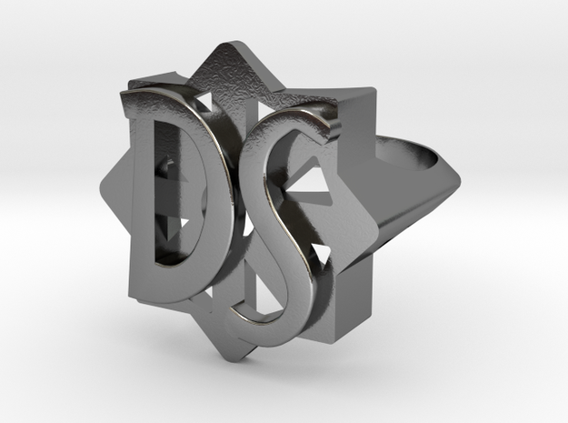 size 11 D.S. Drive Shaft ring from LOST  3d printed