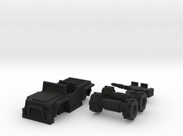 Hound vehicle mode 3d printed
