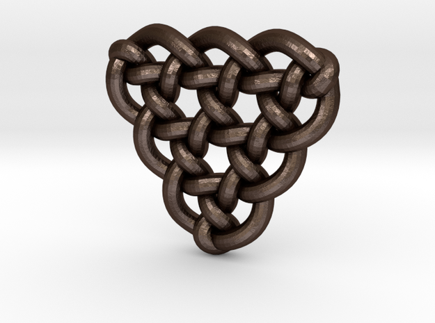 Celtic Knots 10 (small) 3d printed