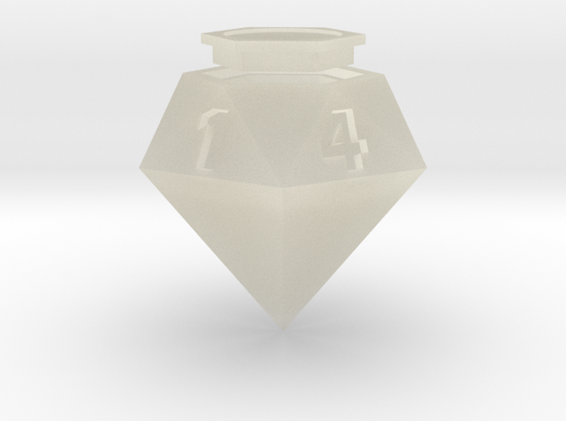 Diamond D6 3d printed