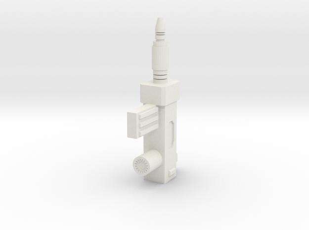 Sunlink - Pinpoint Gun in White Natural Versatile Plastic