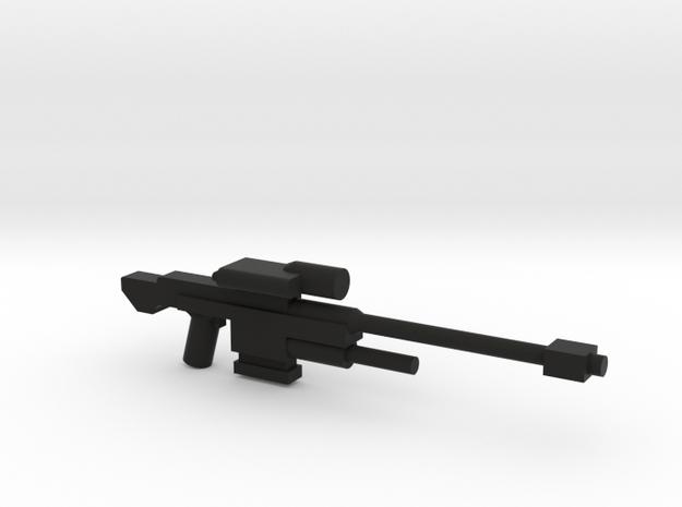 SRS 98 50.c Sniper Rifle 3d printed
