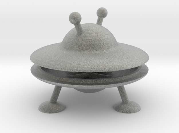 Mini UFO 3d printed