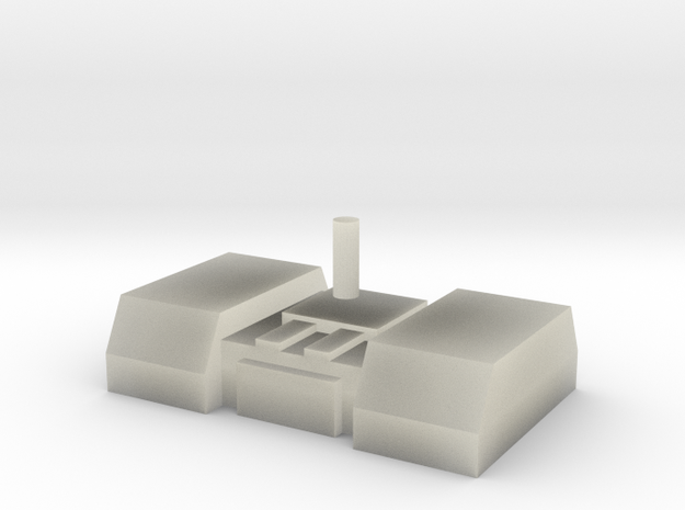 Detpack 3d printed