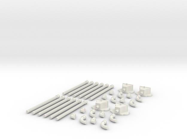 drainpipe 3d printed