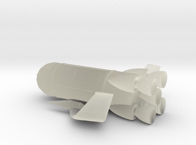 NASC B9 Heavy Lander 3d printed