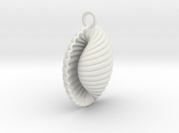 Eve Pendant 3d printed
