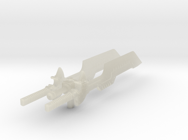 Defender swords kit mk4 in Transparent Acrylic